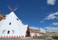 Rota 66: Entre Flagstaff e Albuquerque