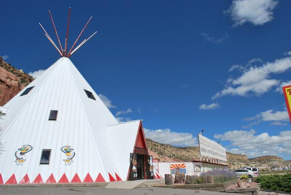 Tenda indígena | Novo México