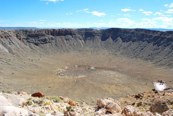 Cratera | Arizona | EUA