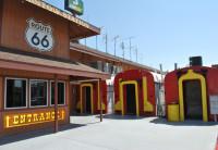 Rota 66: Entre Los Angeles e Calico