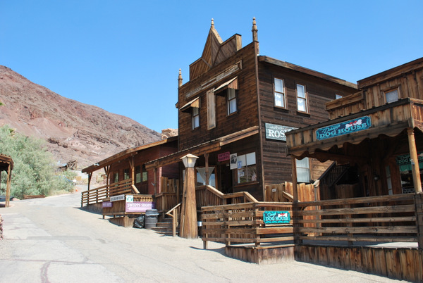 Calico | Ghost Town
