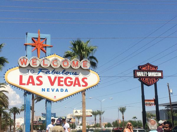 Las Vegas | Placa