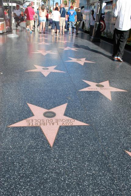 Calçada da Fama | Los Angeles