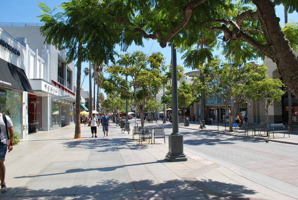 3rd Street Promenade | Los Angeles