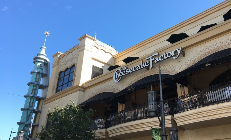 Cheesecake Factory | The Grove | Los Angeles
