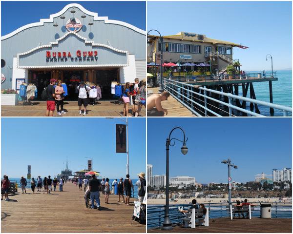 Pier de Santa Monica | Los Angeles