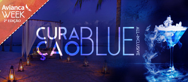 Zarpo Avianca Week| Curacao Blue All Iinclusive