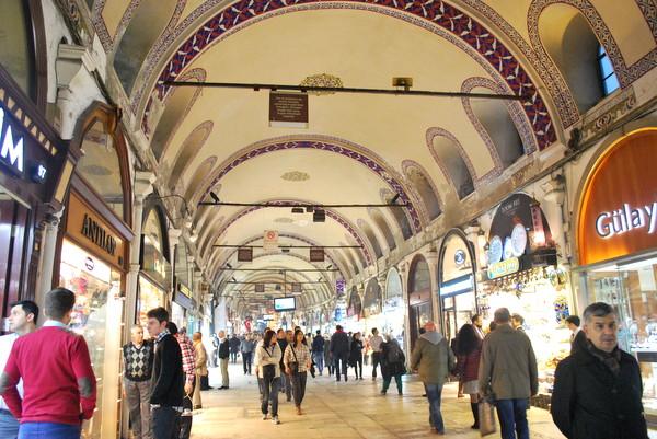 Grand Bazar   Istambul   Turquia