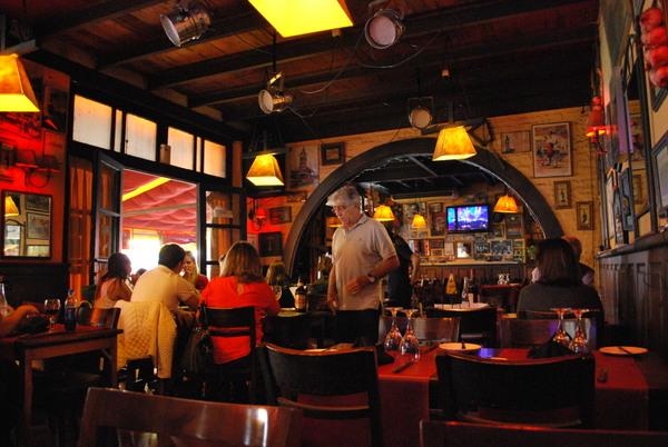 Restaurante El Pelegrino | Montevidéu