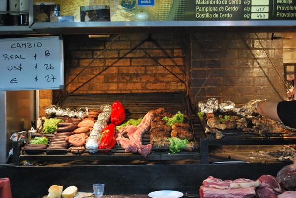 Carnes | Mercado del Puerto | Montividéo