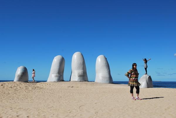 Monumento Los Dedos | Punta del Este