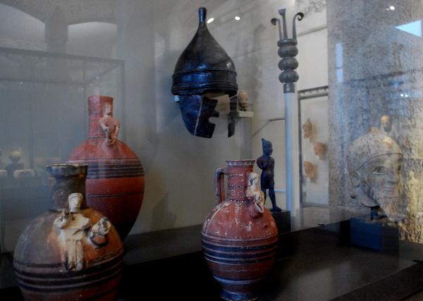 Artefatos do Império Persa