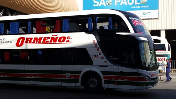 Ormeño - Rota Rio-Lima