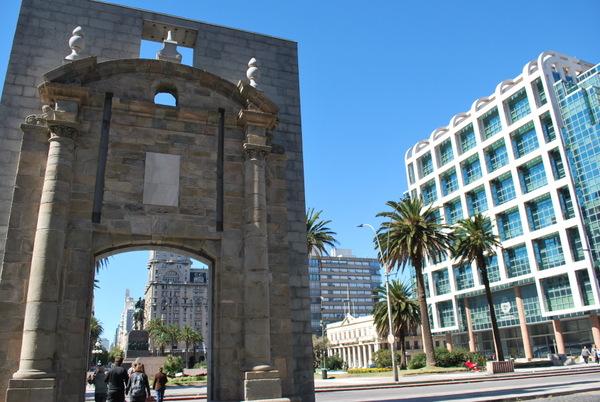 Puerta de la Ciudadela | Montevidéo