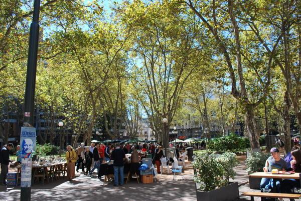 Praça Feirinha | Montevidéo