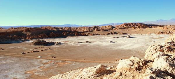Deserto do Atacama | 01