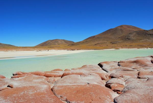Piedras Rojas - San Pedro do Atacama