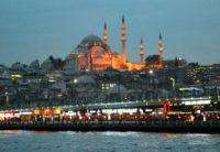Istambul: Cruzeiro pelo Estreito de Bósforo