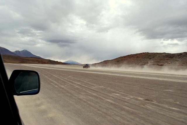 Poeira na estrada | Tour do Salar