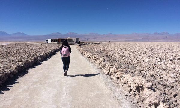 Mochila | Deserto do Atacama
