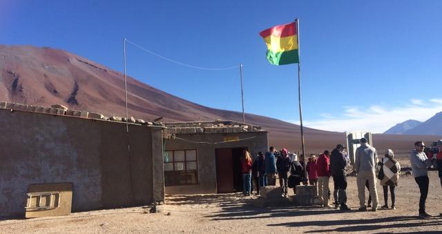 Prédio da Aduana | Imigração Bolívia