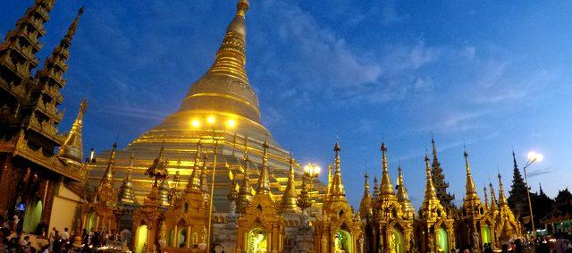 Como organizei minha viagem a Myanmar
