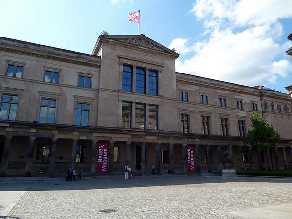 Neues Museum | Berlim