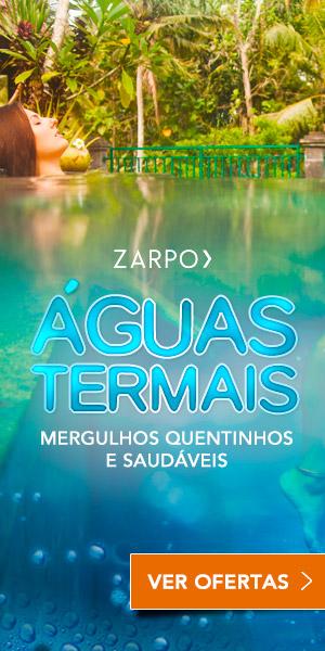 Zarpo Viagens | Aguas Termais