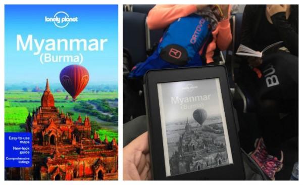 Guia da Lonely Planet - Myanmar