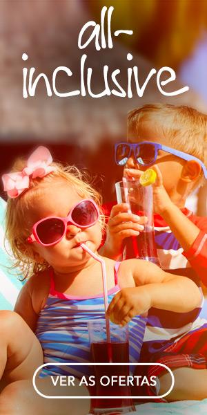 Pacotes All Inclusive em Resorts para ir com Crianças