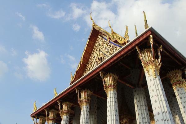 Templo Wat Arun em Bangkok 1