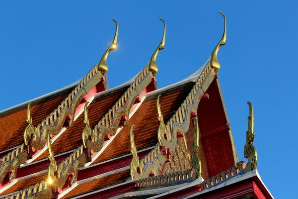 Templo Wat Pho em Bangkok 5