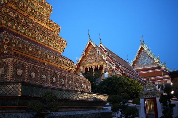 Templo Wat Pho em Bangkok 6