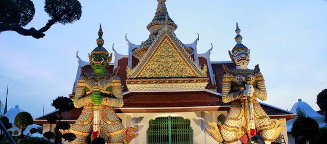 Nosso Roteiro: Bangkok