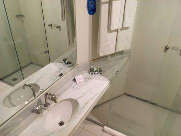 Brasilia Palace   Banheiro 2