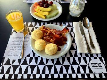 Brasilia Palace   Café da Manhã do Oscar