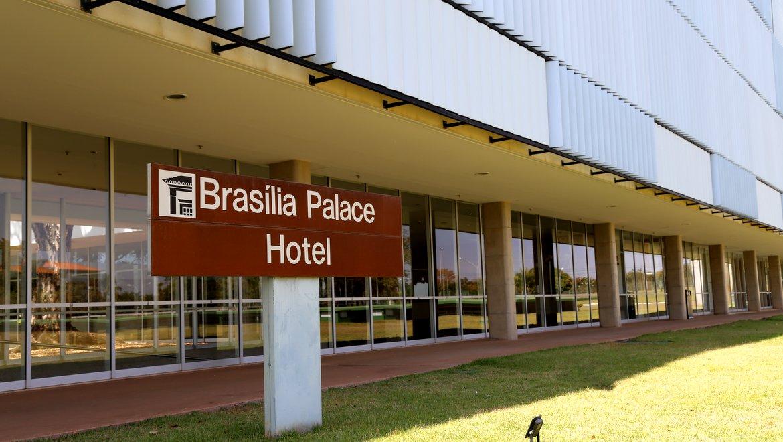 Brasilia Palace   Placa de Atrativo Turistico