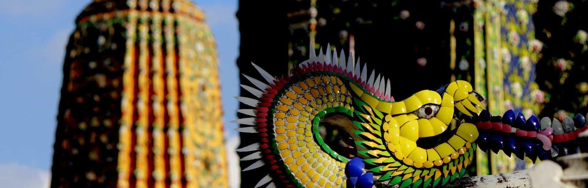 Quanto custa uma viagem para a Tailândia?