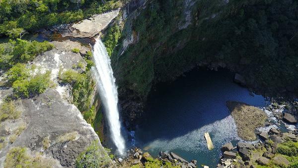 Cachoeira São Domingos | Caiapônia