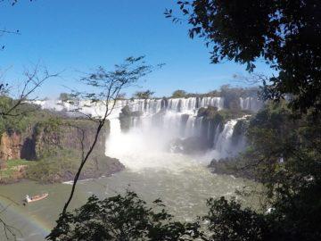 Cataratas do Iguaçu | Lado Argentino